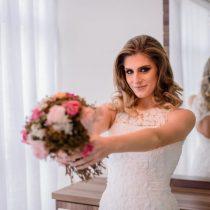 ensaio dia da noiva em Santo André