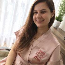 Dia da Noiva Meninas Cabelo e Estética Ana Claudia 01