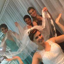 Dia da Noiva Meninas Cabelo e Estética Ana Claudia 06