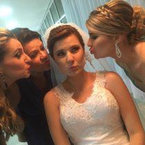 Dia da Noiva Meninas Cabelo e Estética Ana Claudia 12