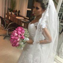 Meninas Cabelo e Estética Noiva Marcella Setembro 11