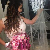 salão de beleza com dia da noiva